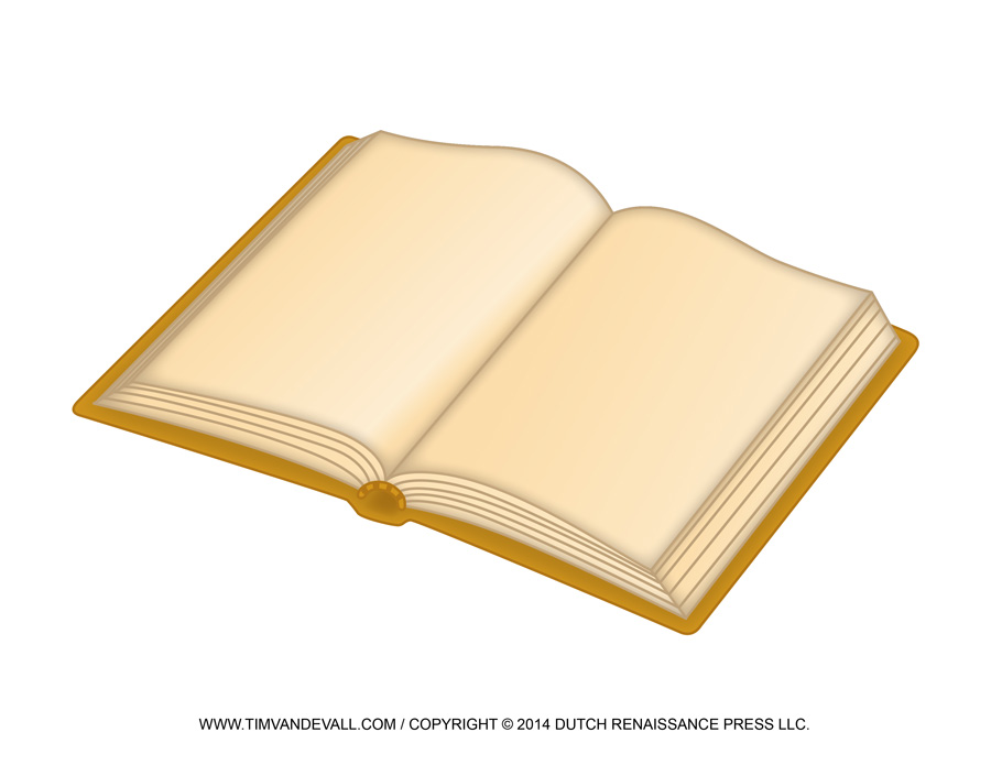 Free Open Book Clip Art Images   Template   Open Book Pictures