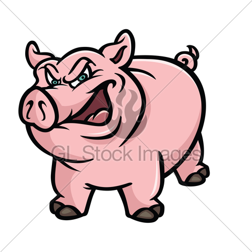 Pig In Mud Cartoon   Clipart Panda   Free Clipart Images