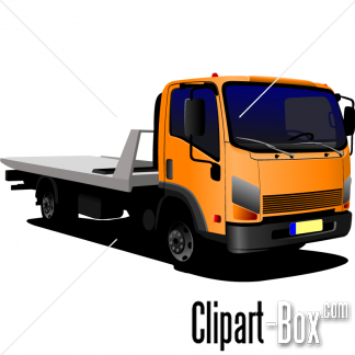 Related Tow Truck Cliparts
