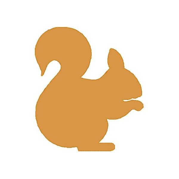 Squirrel Silhouette Clip Art   Clipart Panda   Free Clipart Images