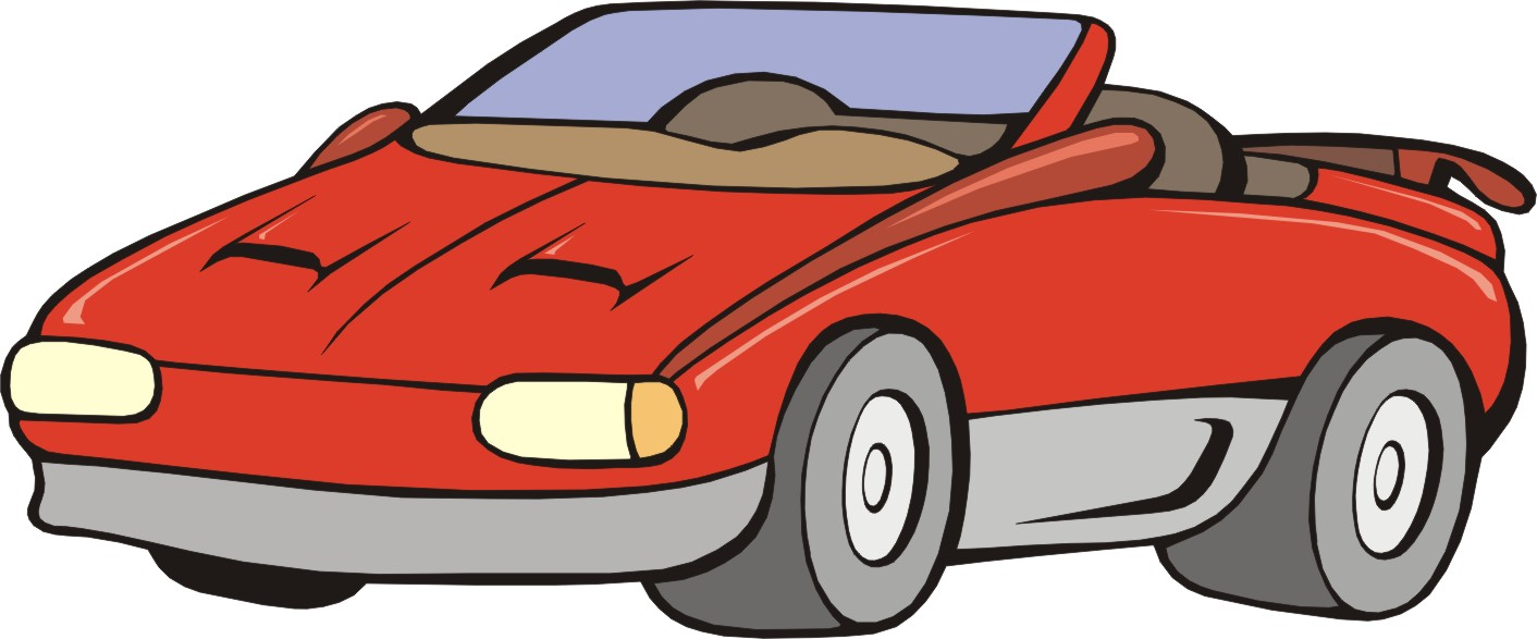 Who Interested About Vehicles Love To Have A Race Car Clipart