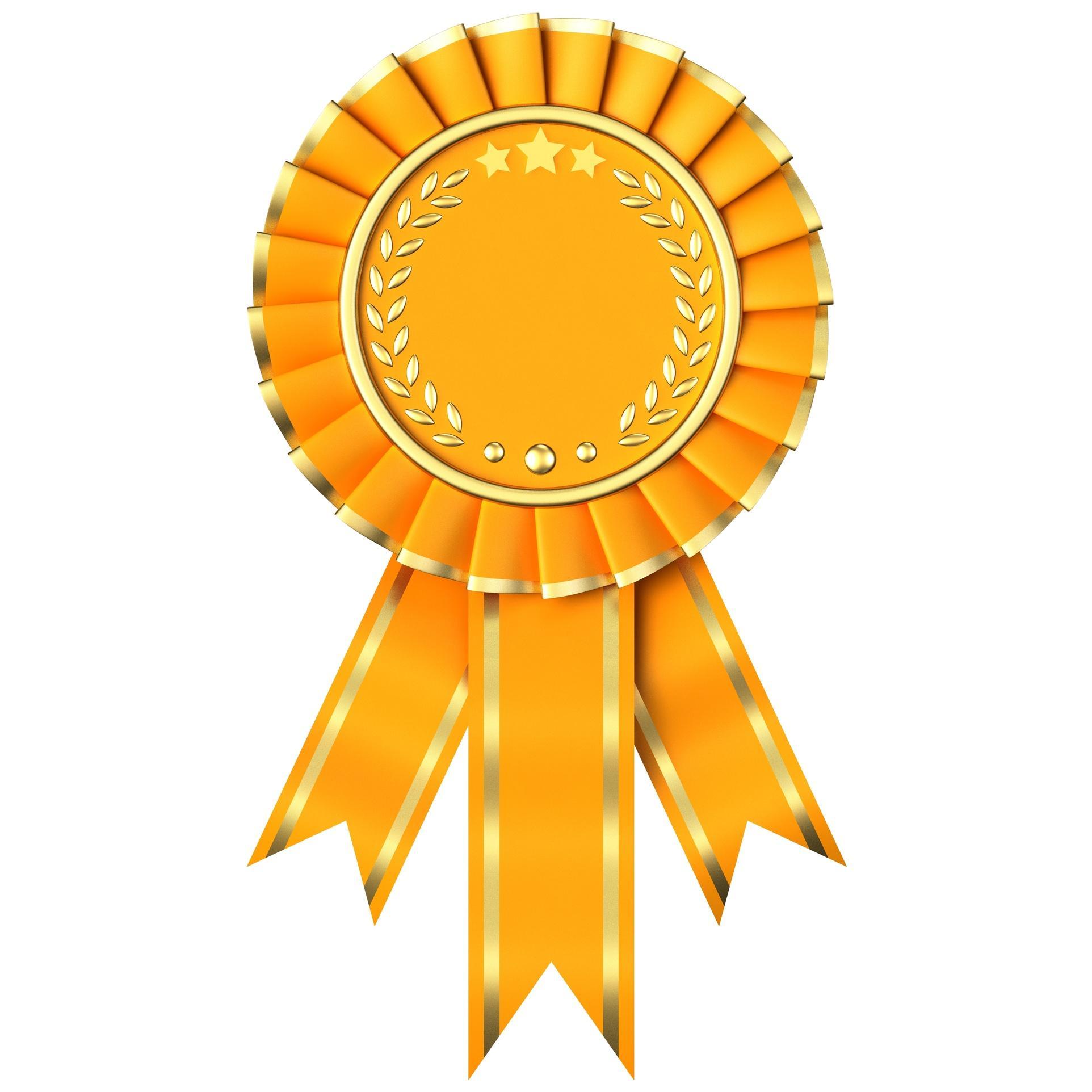 Award Ribbon Png award trophy transparent clipart - clipart kid