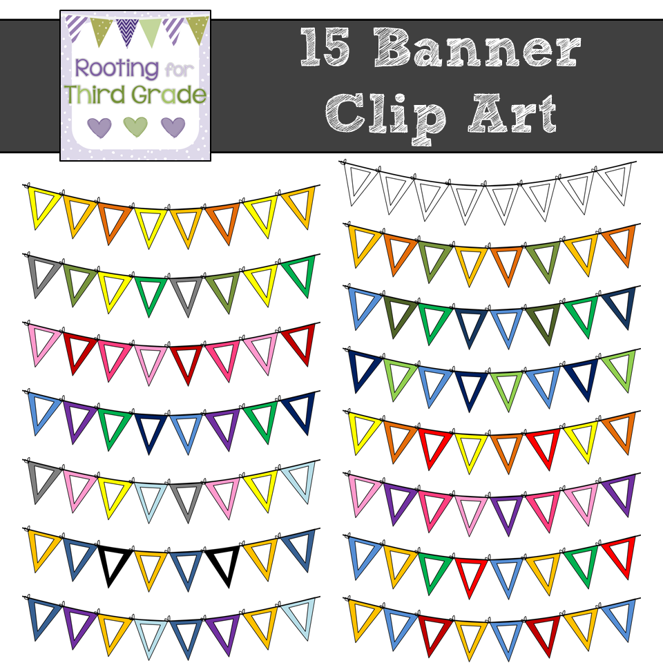 clip art anniversary banner - photo #43