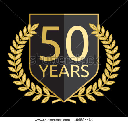 50 Years Anniversary Stock Photos Images   Pictures   Shutterstock