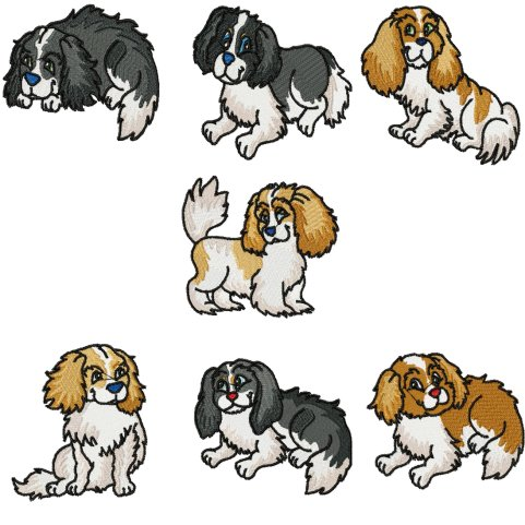 Clipart 2 Dogs 2 Dogs Created By Me