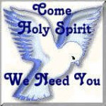 Come Holy Spirit Clip Art 150x150