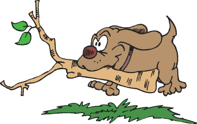 Dogs Cartoon Dogs Cartoon Dogs 2 Dog Running With Branch Png Html