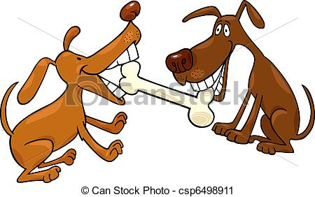 Dogs    Csp6498911   Search Clipart Illustration Drawings And Eps