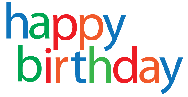 Free Happy Birthday Clipart And Graphics To For Invitations Banners