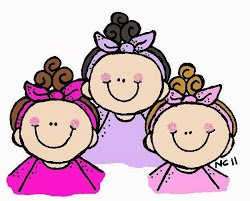 4 Sisters Clipart - Clipart Kid