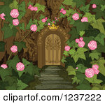 Royalty Free Garden Illustrations By Pushkin Page 1