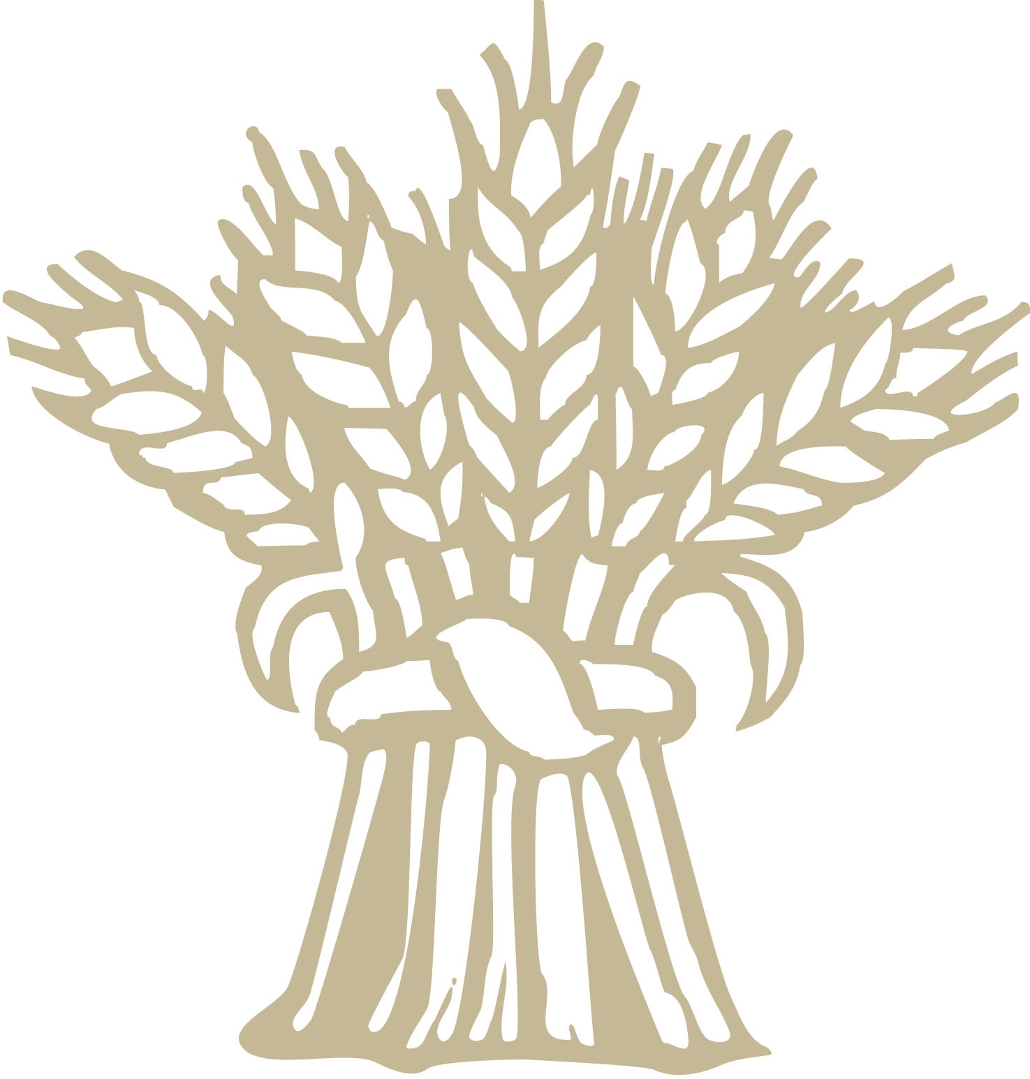 Wheat Bundle Clip Art More Ambitious Than