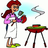 Bbq Clipart Page 2 For Labor Day Weekend Barbecue Grills And Funny