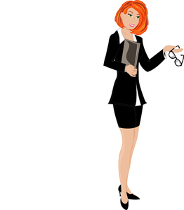 Business Woman Clip Art Images Business Woman Stock Photos   Clipart
