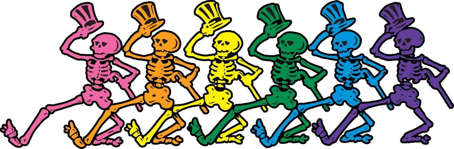 Grateful Dead Clip Art   Clipart Best