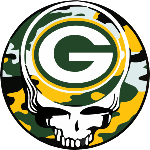 Grateful Dead Packers Clip Art At Clker Com   Vector Clip Art Online