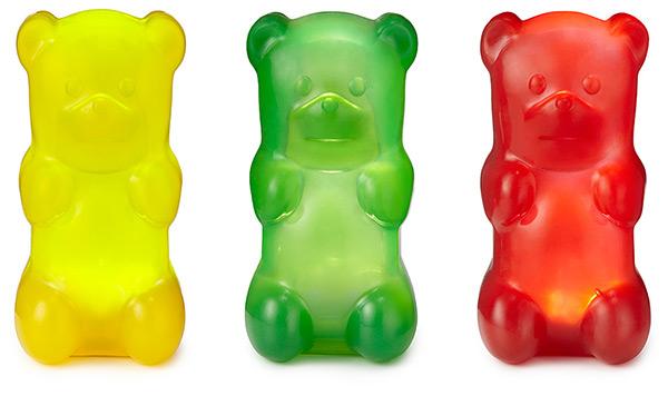 Green Gummy Bear Clipart - Clipart Kid