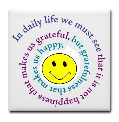 Happy Clean Living  Motivational Monday  The Choice To Be Grateful