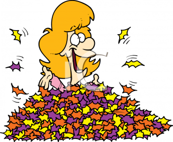 Pile Of Fall Leaves Clip Art Pile 20clipart