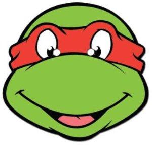 Raphael Teenage Mutant Ninja Turtles Face Mask  Amazon Co Uk  Toys