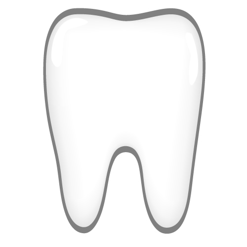 Clip Art Tooth Clipart tooth outline clipart kid free illustration clip art