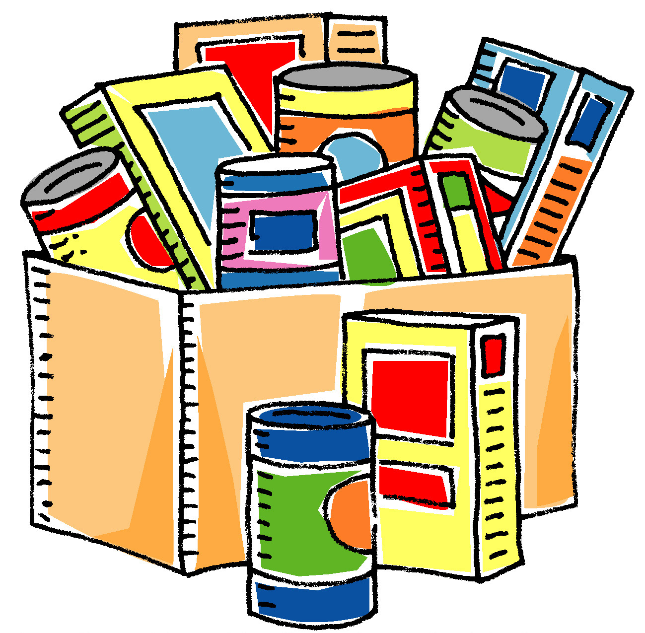 83 Images Of Food Pantry You Can Use These Frees For Clipart