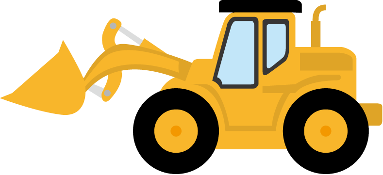 Clip Art Bulldozer Clipart bulldozer clipart kid 4cbxygqgi png
