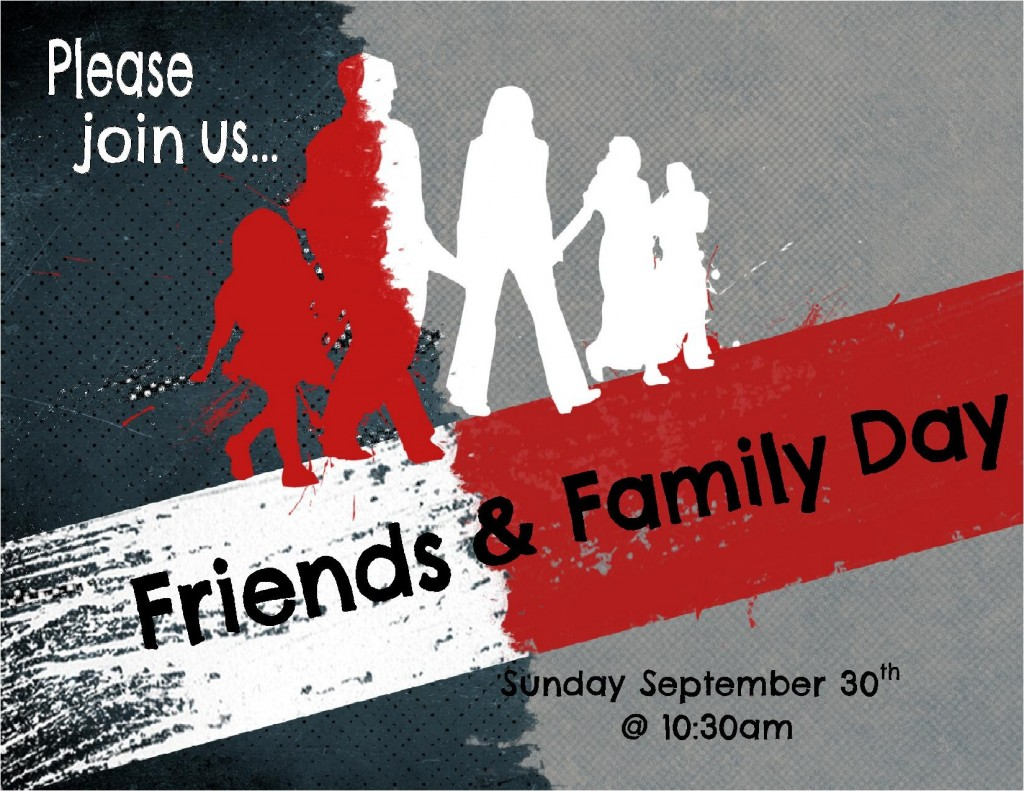 Friend And Family Day   Canyon Springs Baptist Church