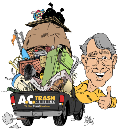 Junk Removal Trash Hauling Appliance Removal Experts