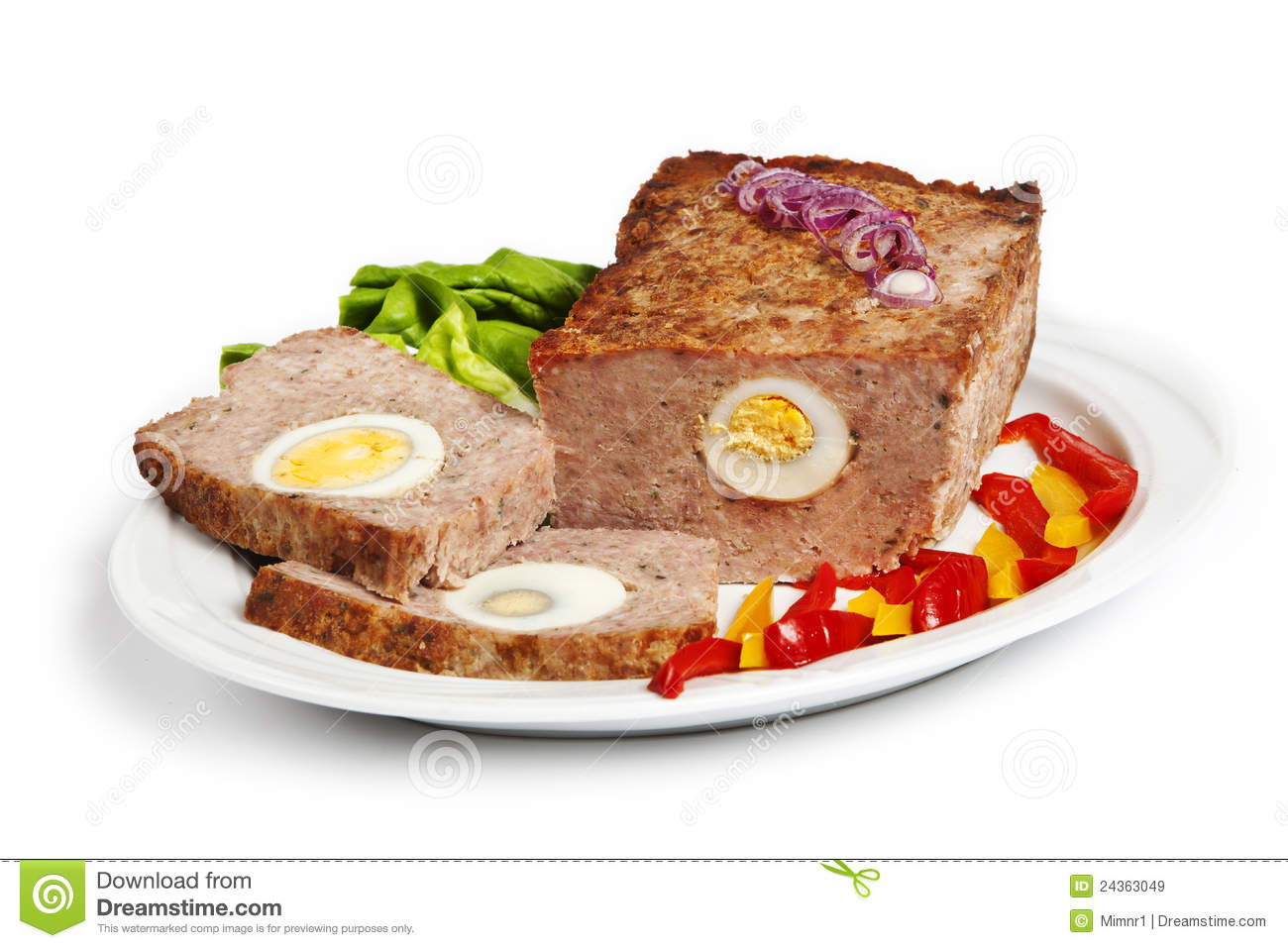 Meat Loaf Royalty Free Stock Images   Image  24363049