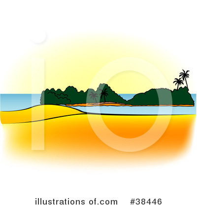Nature Clipart  38446 By Dero   Royalty Free  Rf  Stock Illustrations