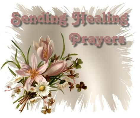 Prayers And Healing Thoughts Request