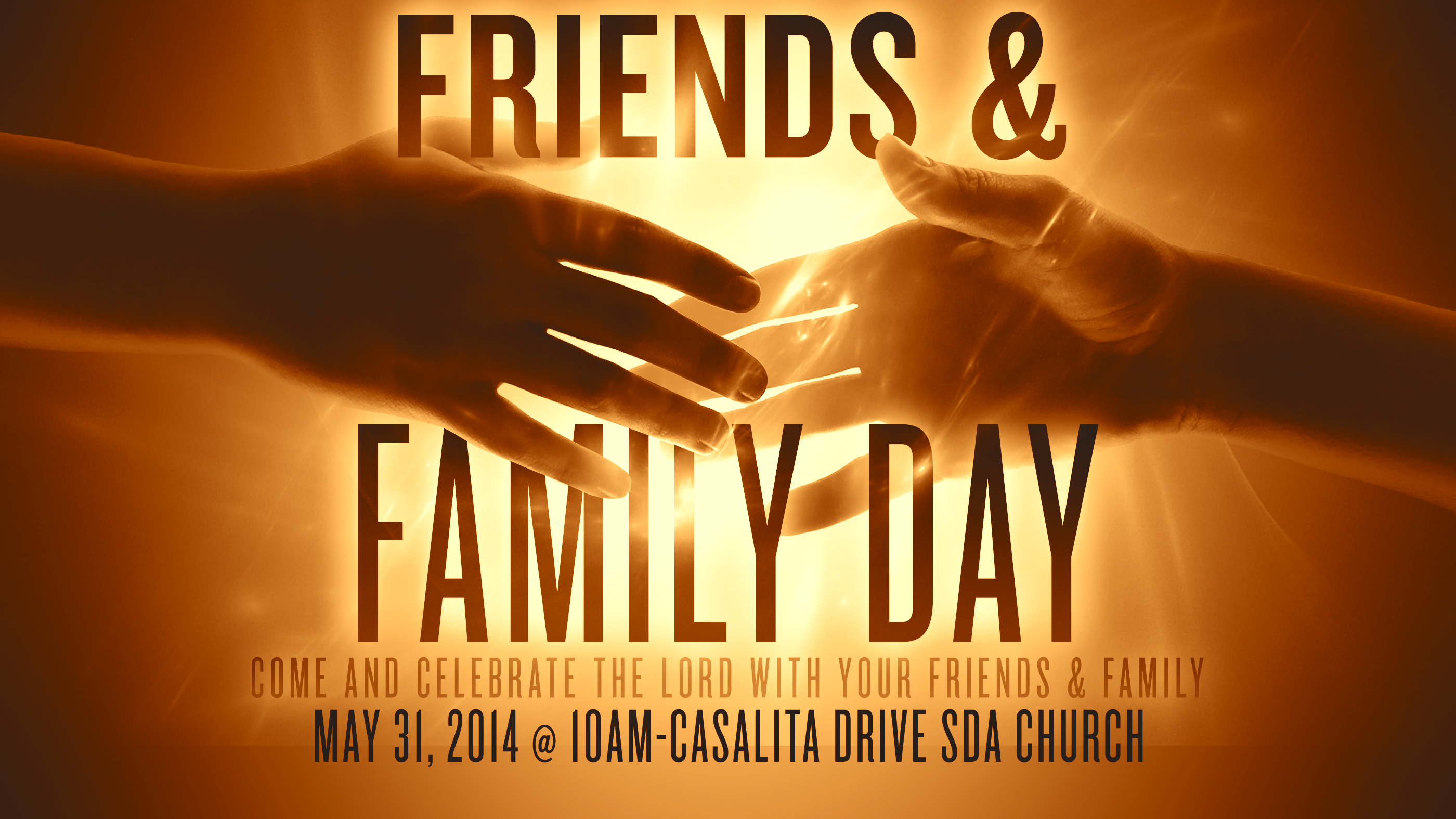 Seventh Day Adventist Church   Garland Tx Friends   Family Day