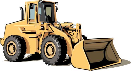bulldozer clipart clipart kid