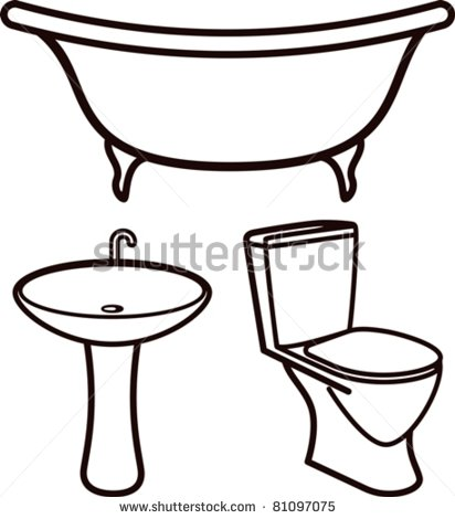 Bathroom Symbol Stock Photos Images   Pictures   Shutterstock