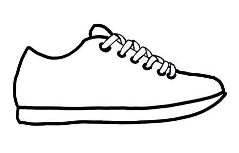 Clip Art Sneaker Clipart sneakers printable clipart kid itsabouttimeteachers sneak into a new school year