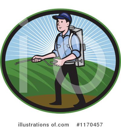 Pesticide Clipart  1170457 By Patrimonio   Royalty Free  Rf  Stock