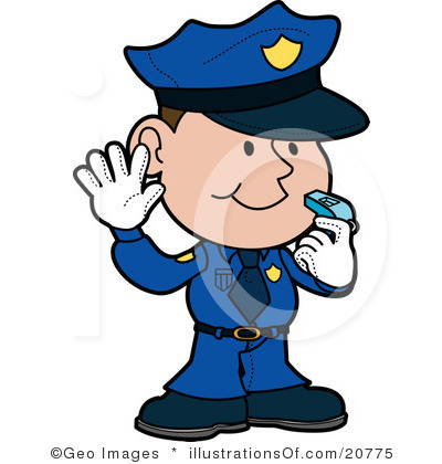 Police Officer Clip Art