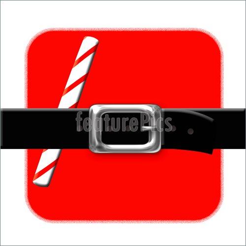 Santa Belt Clipart And Santa S Black Belt