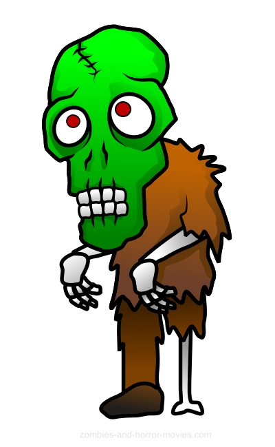 zombies clipart - photo #14
