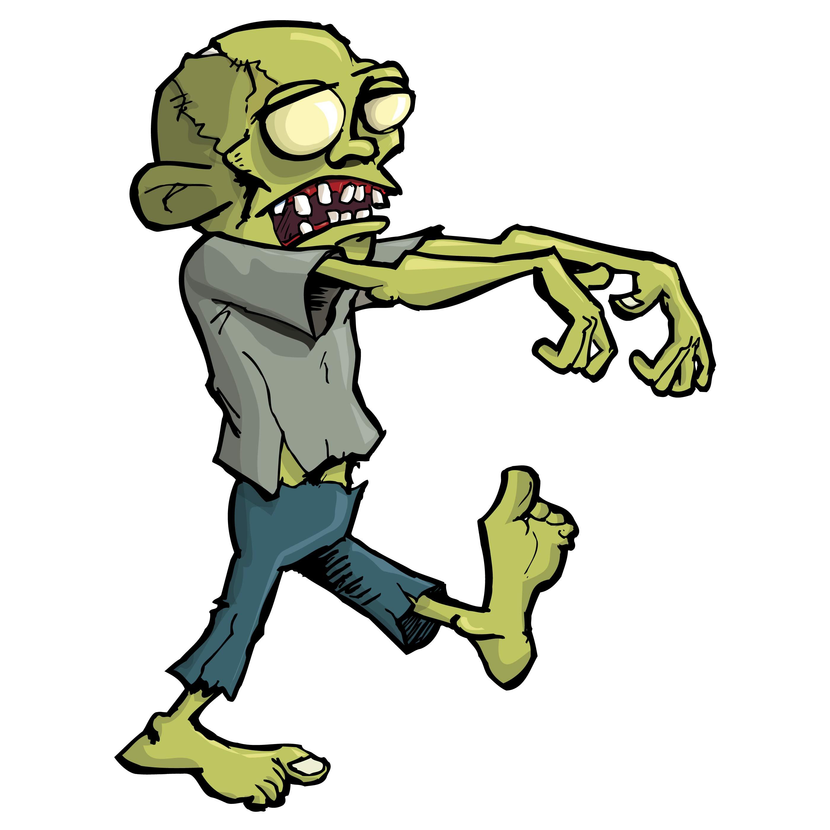 Clip Art Zombies Apocalypse Clipart - Clipart Kid