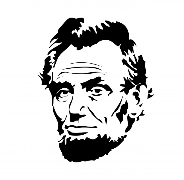 Abraham Lincoln Clipart Free Stock Photo   Public Domain Pictures