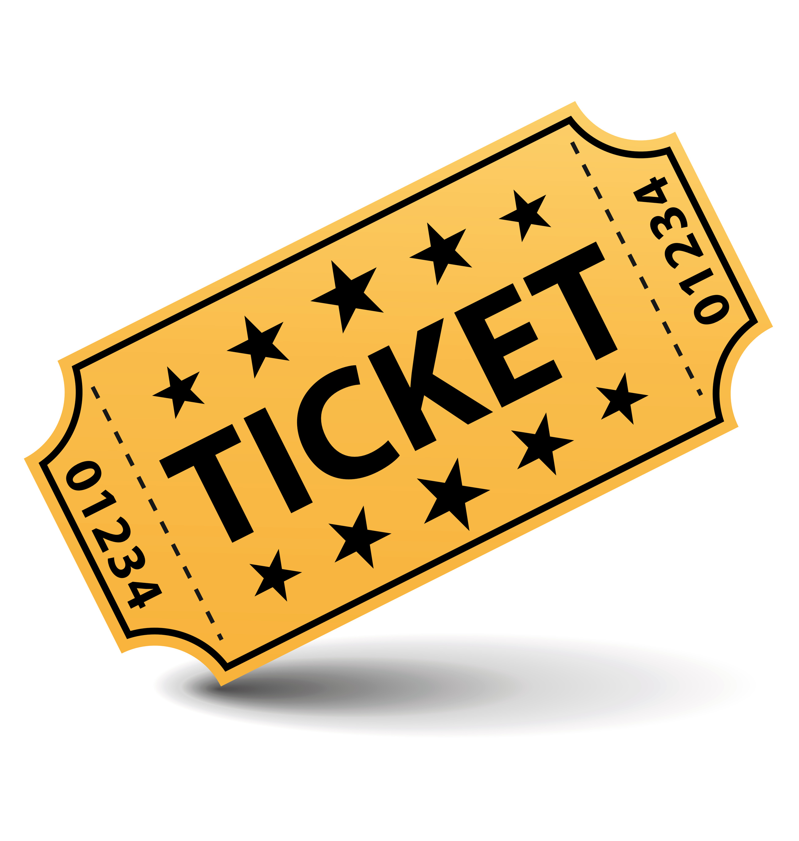 Ticket Clipart Buy Raffle Tickets There Are 5 Great Baskets To Choose From This Year