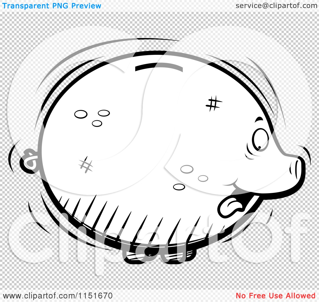 Cartoon Bank Clipart