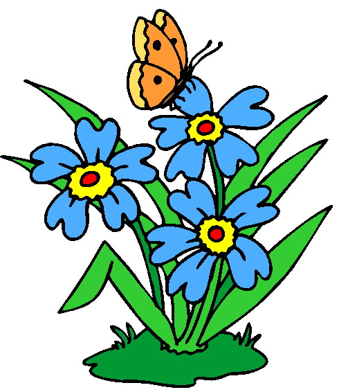 Clip Art Clip Art Of Flowers clip art flowers graphics clipart kid art