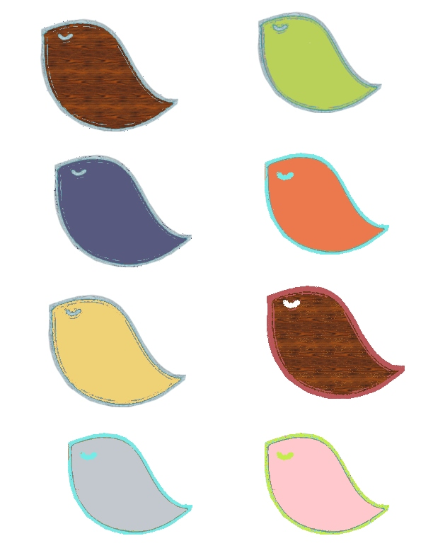 Lemon Jitters  Free Clip Art  Birds