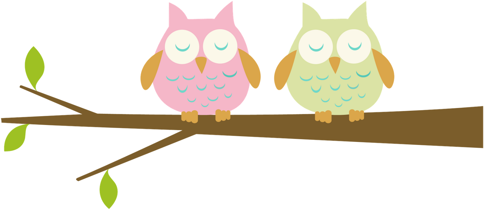 Baby Girl Owl Clipart - Clipart Suggest