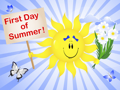The Summer Solstice Marks The First Day Of Summer And The Longest Day