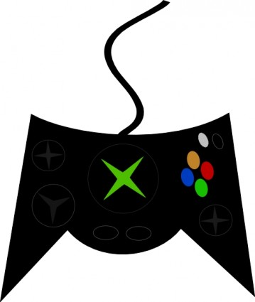Xbox Controller Clip Art Free Vector In Open Office Drawing Svg    Svg