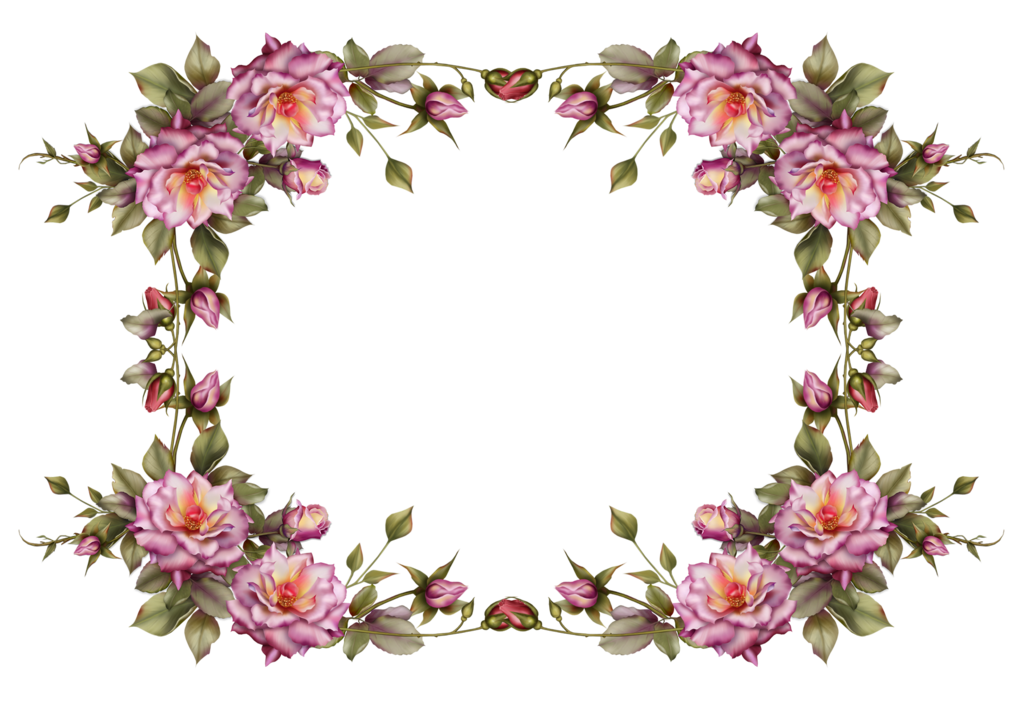 24 Flower Png Frame   Free Cliparts That You Can Download To You